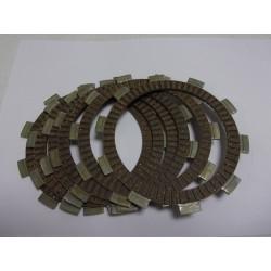 jeu de disque d'embrayage rotax