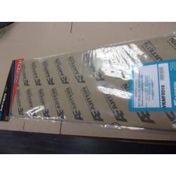 kit de 4 feuilles de papier a joint huile