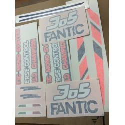 fantic kit autocollant  305
