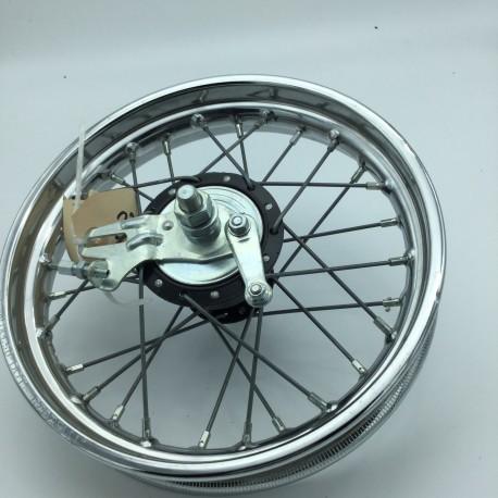 BETA roue avant mini trial 10 pouces