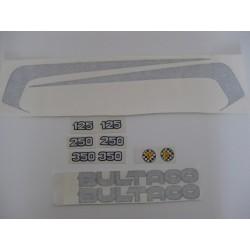 BULTACO  kit decos de 1975 et 1976