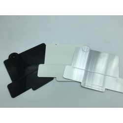 PLAQUE  trial aluminum