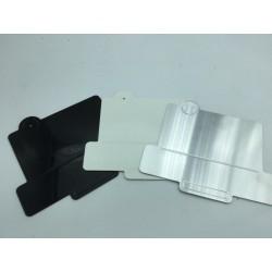 PLAQUE  aluminium trial
