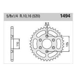 BETA couronne tr35/ZERO /SYNT TECHNO