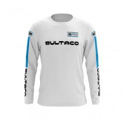 BULTACO  maillot 100% coton manche longue
