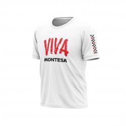 MONTESA tee shirt 100% coton
