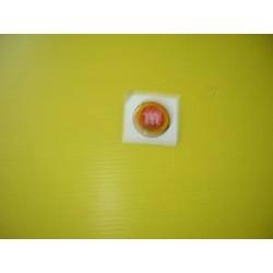 macaron de plaque montesa 27 mm