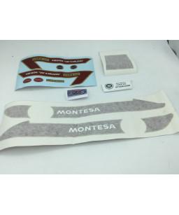 MONTESA kit autocollant...