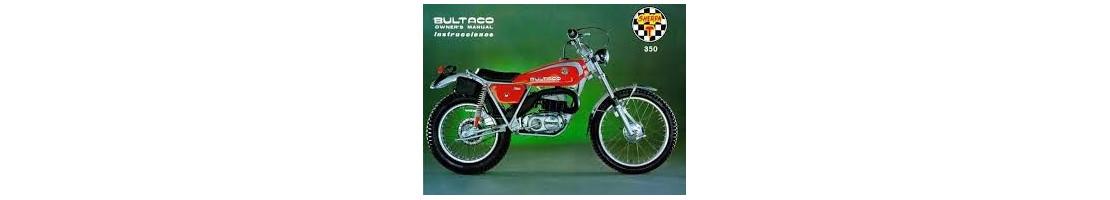 sherpa de 1975 a 77  250/350cc