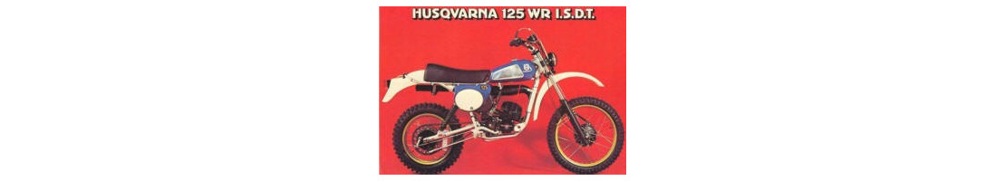 husqvarna cr ou wr jusqu'a 1988